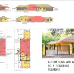 Alterations Additions To A Residence Tusmore