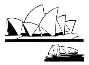Building Design Adelaide Festival Theatre vs Sydney Opera House
