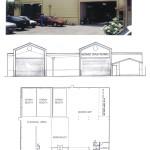 Design & Construction, Crash Repair Shop