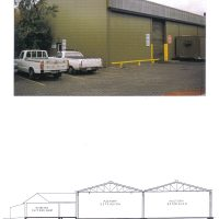 Factory Extension - Thebarton