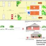 Medical Facilities Planning Application