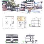 Multi Storey Flat Building - Adelaide