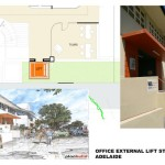 Office External Lift Structure