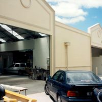 Commercial Crash Repair Alterations