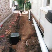 Site Drainage Report