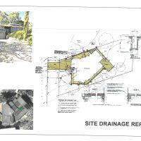 Site Drainage Report