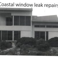 Coastal Window Leak Repair