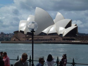 Sydney Opera House Building Design