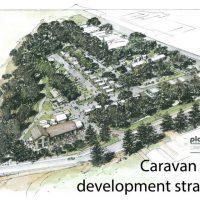 Caravan Park Urban Design