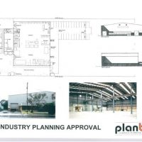 Industrial Planning Application