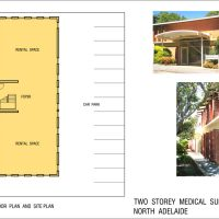 Two Storey Medical Suite Building North Adelaide